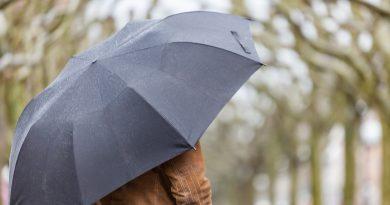 На Германию надвигается новый штормовой циклон