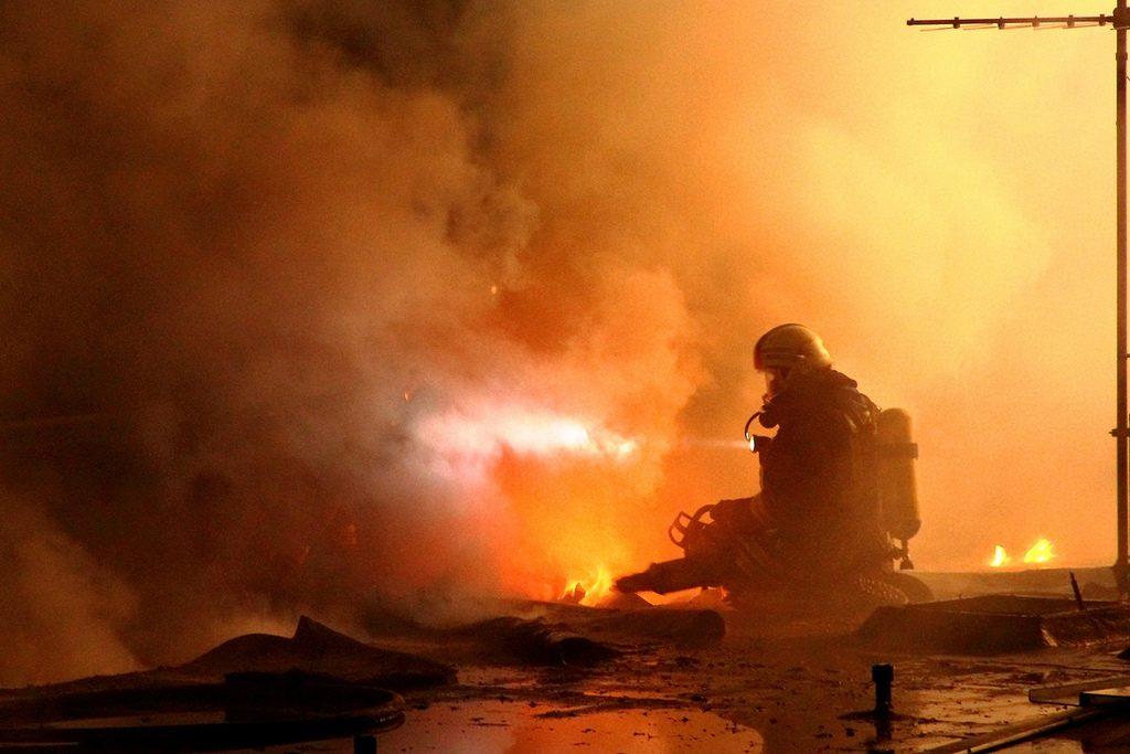 Происшествия: Пожар в больнице Линденберга: есть жертвы