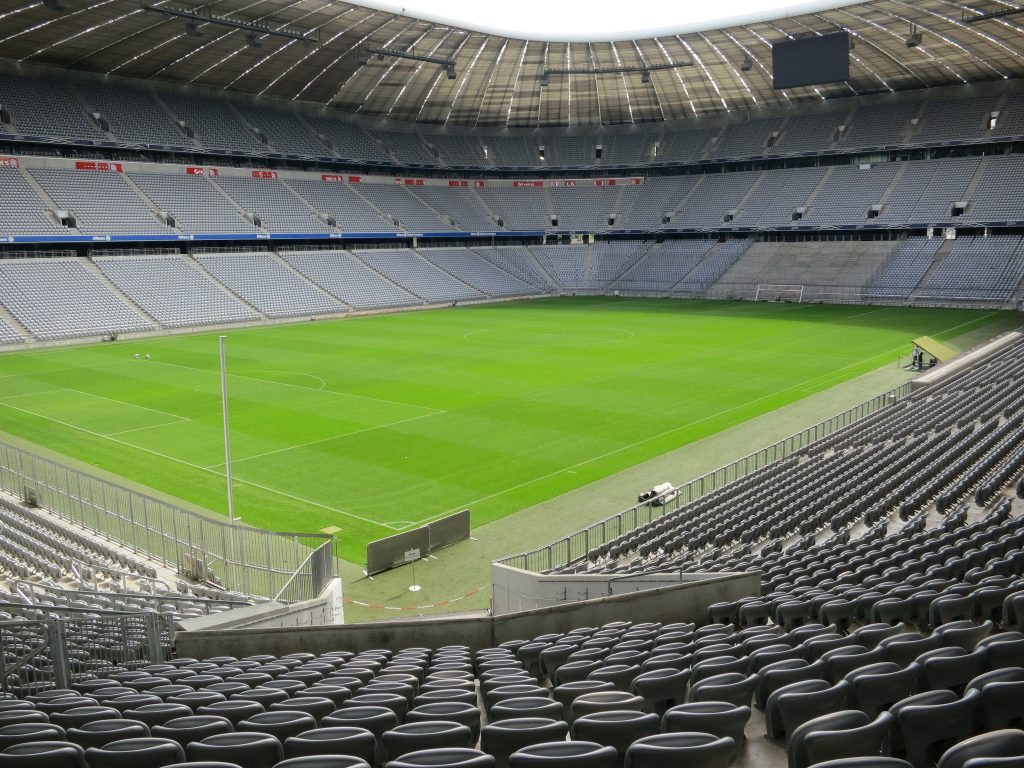 Футбол: Евро-2024: 18 городов Германии претендуют на проведение чемпионата