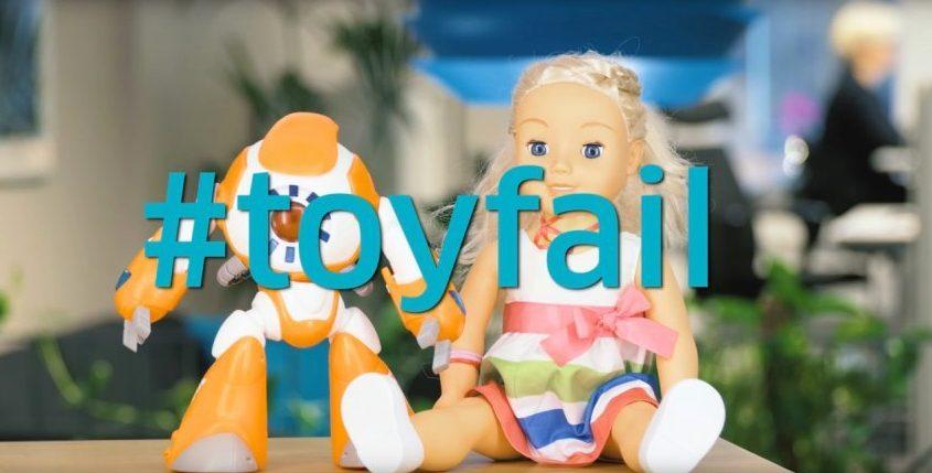Технологии: В Германии запретили продажу интерактивных говорящих кукол
