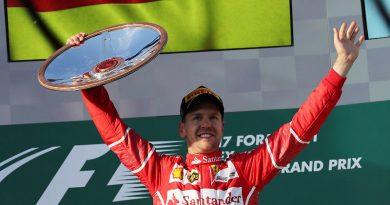 Феттель выиграл «Гран-при Австралии»