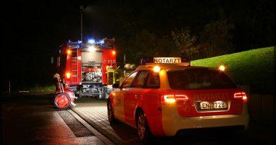 В Гамбурге неизвестные поджигают полицейские автомобили