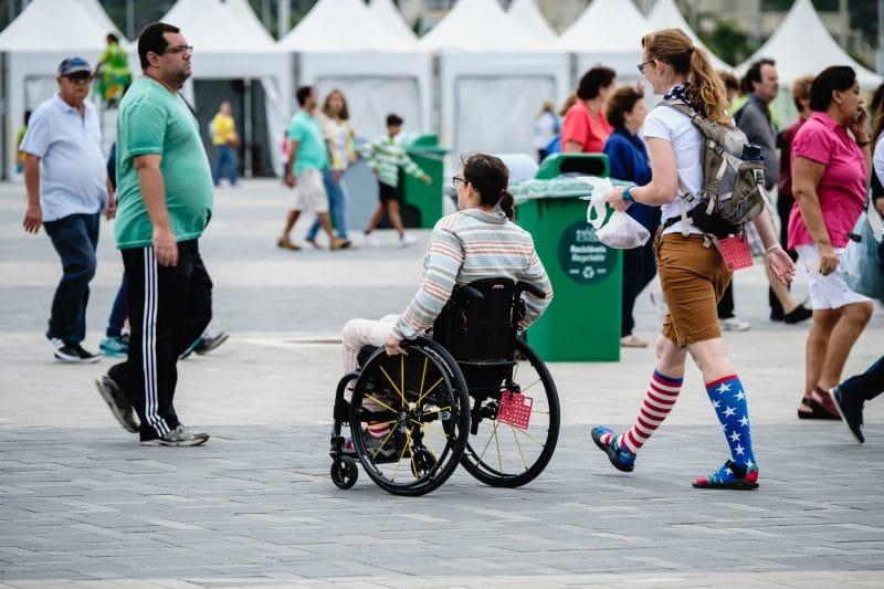 Инвалиды Знакомства В Германии