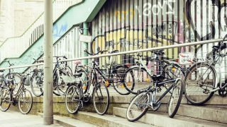 В Гамбурге найдены тысячи ворованных велосипедов