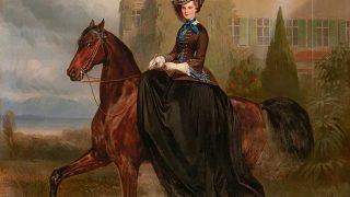 Полотно с изображением Сисси продано с аукциона за €1.5 миллиона