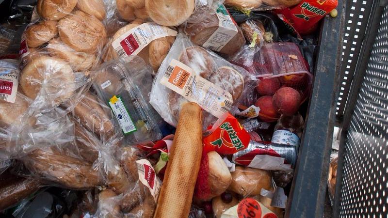 Общество: Немцы выбрасывают миллионы тонн продуктов