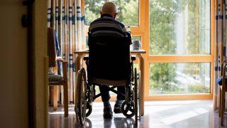 Насилие в немецких домах престарелых