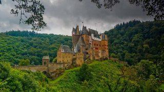 Самые интересные места Германии: замок Эльц