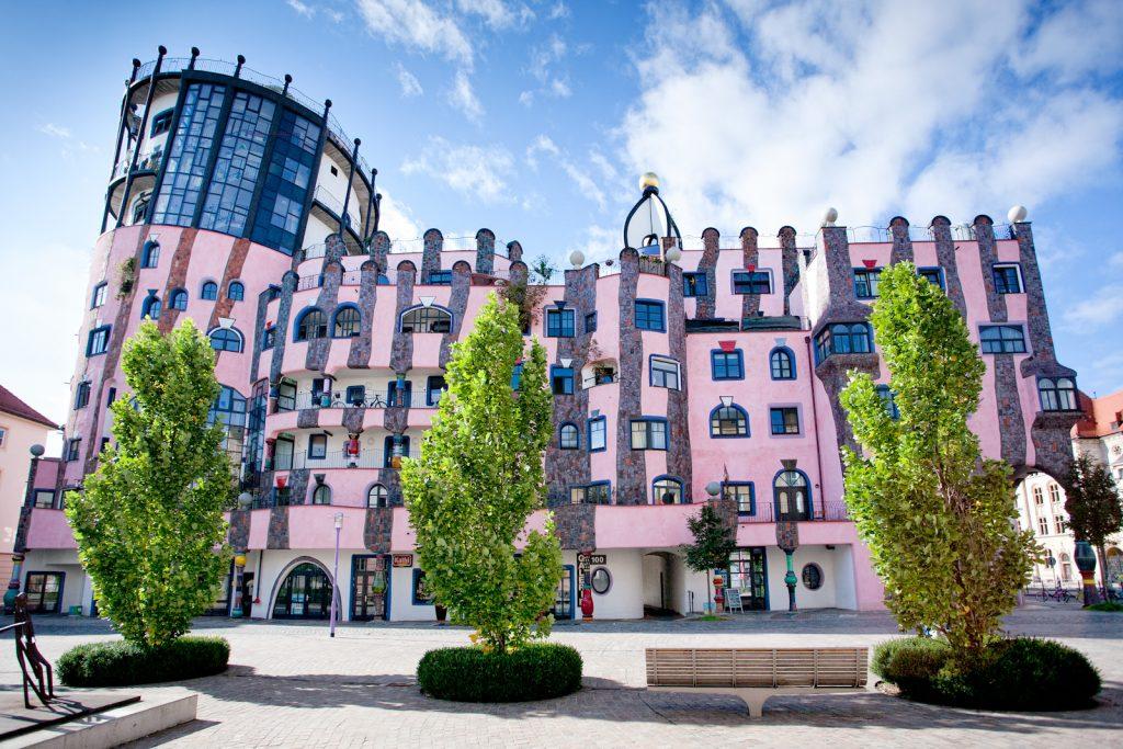 Галерея: Самые интересные места Германии: Зеленая цитадель в Магдебурге