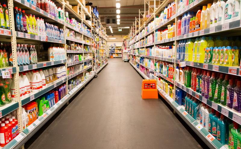 Деньги: Супермаркеты Германии терпят многомиллионные убытки от краж