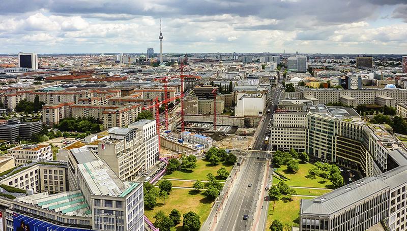 Общество: Самые популярные и перспективные районы Германии