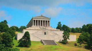 Самые интересные места Германии: Вальхалла – немецкий пантеон