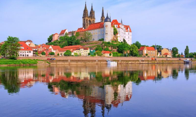 Галерея: Самые интересные места Германии: замок Альбрехтсбург