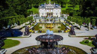 Самые интересные места Германии: замок Линдерхоф