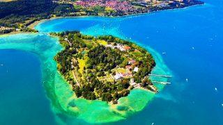Самые интересные места Германии: Майнау – остров цветов