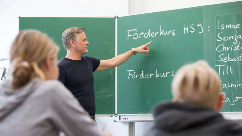 Общество: В Баварии более 2 тыс учителей в поисках работы