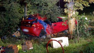 Авария в Ост-Алльгой: трое погибших, трое в больнице