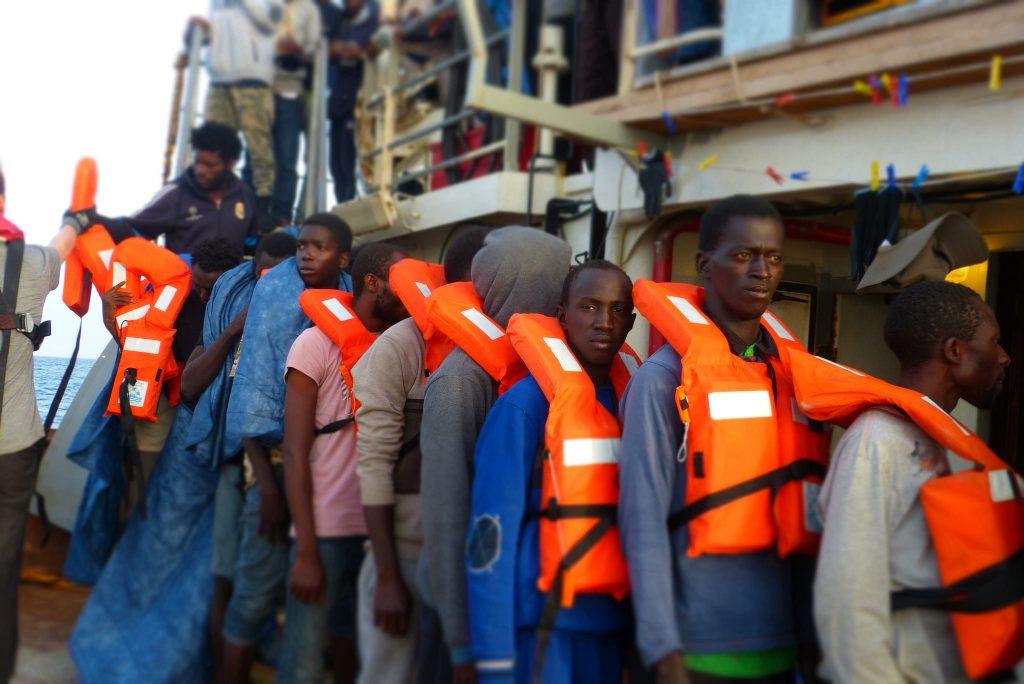 Общество: В Баварии возросло число нелегальных мигрантов