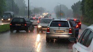 Ухудшение погоды: в Германии ожидается рекордное количество осадков