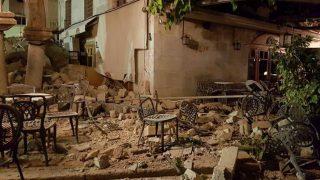 Землетрясение возле берегов Греции и Турции забрало жизни двоих туристов