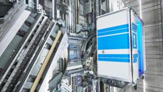 В Берлине появится первый в мире лифт, ездящий по горизонтали
