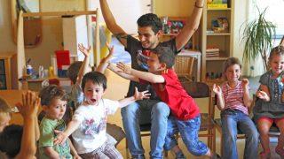 Новый закон: что изменится в детских садах Берлина