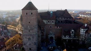 Достопримечательности Германии: Нюрнбергский замок