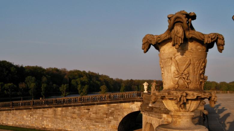 Галерея: Достопримечательности Германии: замок Морицбург рис 2