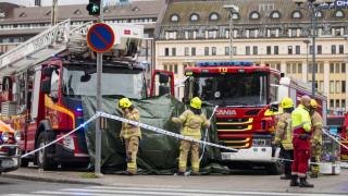 Террор в Финляндии: двое убитых, еще восьмеро ранены