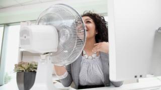 Жара в офисе: можно ли приносить свой вентилятор?