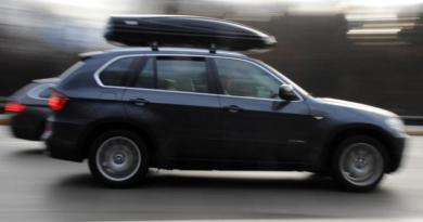 Багажник на крыше: насколько он практичен?