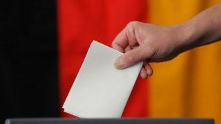 Предварительный прогноз будущих выборов в Германии (Инфографика)