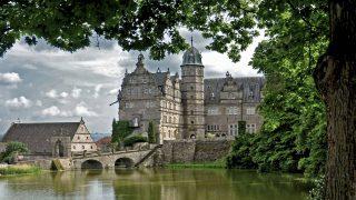 Достопримечательности Германии: замок Хамельшенбург