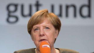 Ангела Меркель в прямом эфире ответила на вопросы граждан Германии