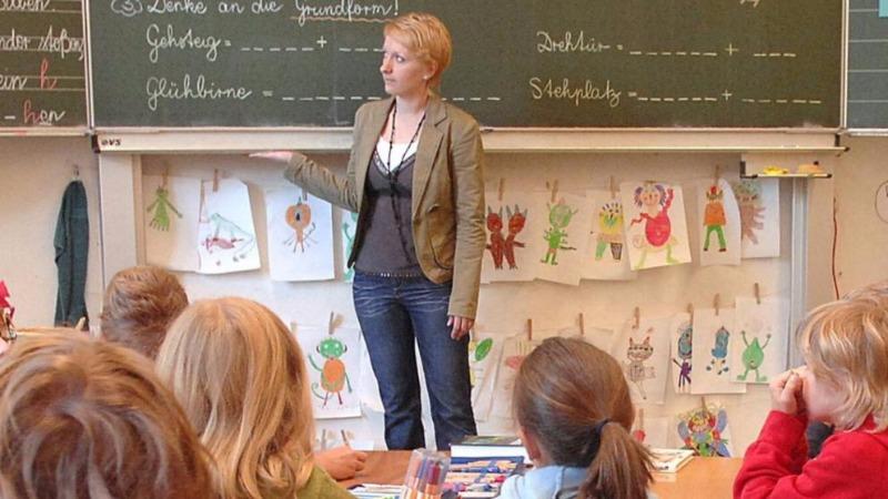 Деньги: Сколько зарабатывает учитель в Германии?