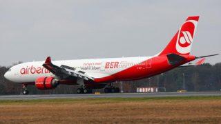 Air Berlin пострадала из-за несостоявшегося открытия аэропорта