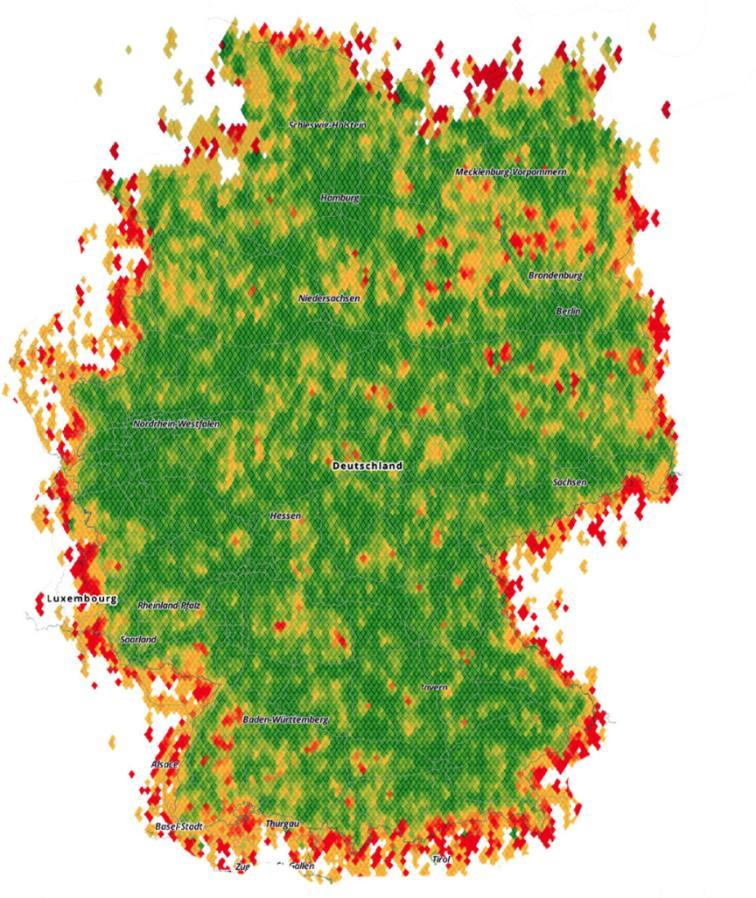 Почему в Германии 4G хуже, чем даже в Перу?