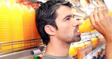 Можно ли пить в магазине неоплаченную воду?