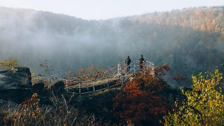 Самые красивые места для осенних прогулок
