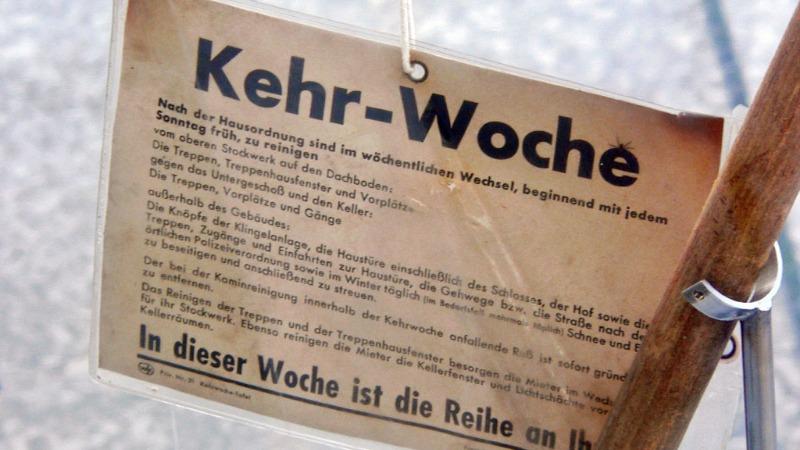 Колонки: На страже чистоты: немецкая традиция