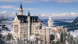 Самые красивые автомобильные маршруты Германии