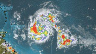 Новые бедствия на Карибах