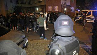В Дрездене протестовали против депортации армян
