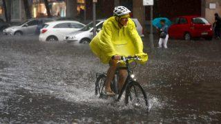 В выходные в Германии дожди и туманы
