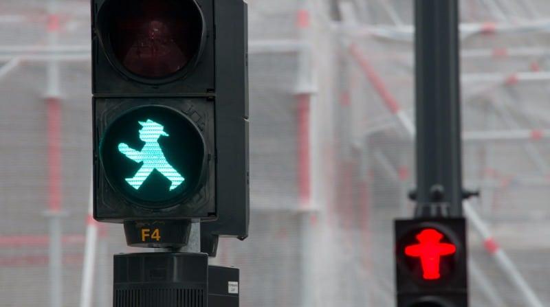 Общество: Почему в Германии самые лучшие светофоры
