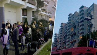 В Дортмунде из-за угрозы пожара эвакуировали 800 жителей