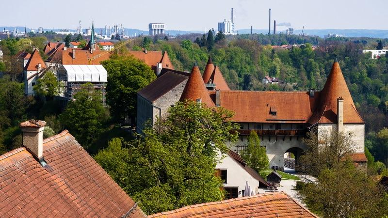 Бургхаузен – самая длинная крепость в мире