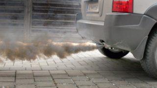 Каждый год выхлопные газы убивают десятки тысяч человек