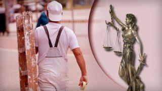 Женщина подала в суд на маляра, которого пыталась соблазнить
