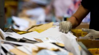 1500 сотрудников Дойче Пост по приказу властей нарушают почтовую тайну